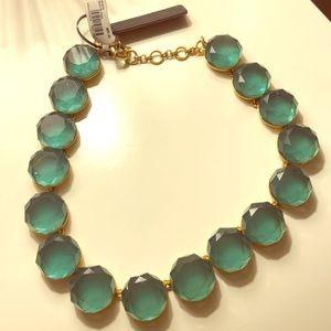 Green JCrew Necklace